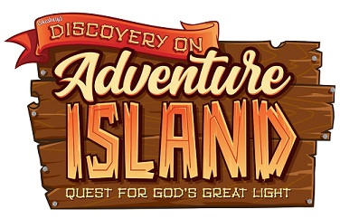 VBS 2021 - Adventure Island Sign-Small